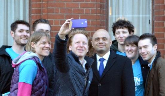 Gummer-Selfie-with-Sajid-Javid