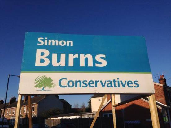 Simon Burns